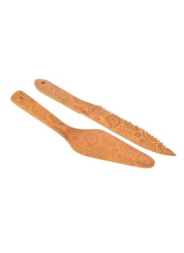 Mınne- Pasta Servis Seti-Bambum